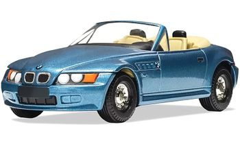 BMW Z3 Model, James Bond: GoldenEye - Corgi CC04905 - click to enlarge