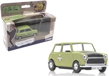 Mr. Bean's Mini Model, 30 Years of Mr. Bean - Corgi CC82115 - click to enlarge
