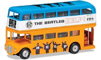 The Beatles, London Bus Model, 'HELP!' - Corgi CC82335 - click to enlarge