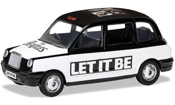 The Beatles, London Taxi Model, 'Let it Be' - Corgi CC85926 - click to enlarge