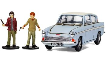 Harry Potter Flying Ford Anglia Model & Figures - Corgi CC99725 - click to enlarge