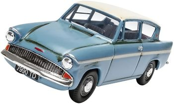 Harry Potter Ford Anglia 'Flying Car' Diecast Model - Corgi CC99725 - click to enlarge