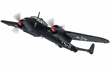 Do 17Z-10 Model, Luftwaffe NJG 2, Erich Jung - Corgi AA38808 - click to enlarge