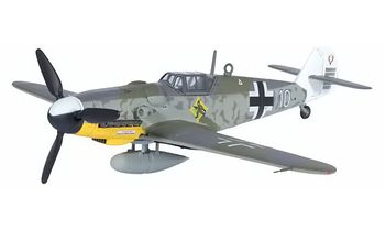 Me 109 G-6 Model, Luftwaffe, Alfred Grislawski - Dragon Wings 50275 - click to enlarge