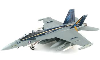 EA-18G Growler Model, RAAF, 6 Sqn - Hobby Master HA5152 - click to enlarge