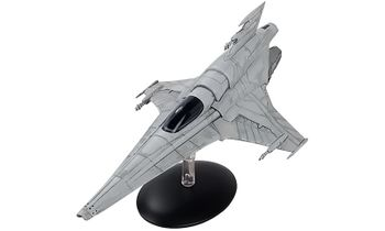 Battlestar Galactica Viper Mark VII (2004) Diecast Model - Eaglemoss - click to enlarge
