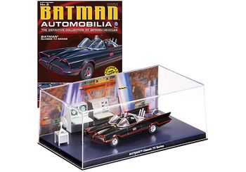 Batman 1966 TV Series Batmobile Diecast Model - Eaglemoss - click to enlarge