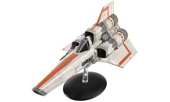Battlestar Galactica Viper Mark I (1978) Diecast Model - Eaglemoss - click to enlarge