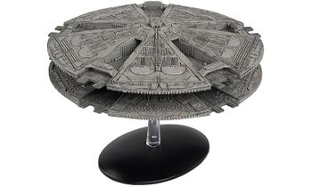 Battlestar Galactica Cylon Baseship (1978) Diecast Model - Eaglemoss - click to enlarge