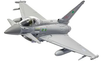 Eurofighter Typhoon Model, RAF, IX (B) Sqn. - Corgi AA36410 - click to enlarge