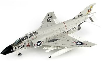 F-110A Phantom II Model, USAF Langley AFB - Hobby Master HA19005 - click to enlarge