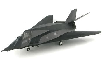F-117 Nighthawk Model, USAF, 8th FS - Hobby Master HA5806 - click to enlarge