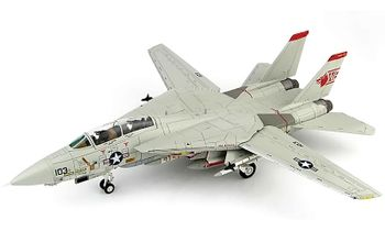 F-14A Tomcat Model, U.S. Navy, VF-1 - Hobby Master HA5224 - click to enlarge