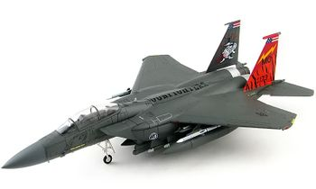 F-15E Eagle Model, USAF, 389th FS - Hobby Master HA4523 - click to enlarge