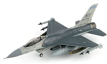 F-16A Fighting Falcon Model, New York ANG - Hobby Master HA3868 - click to enlarge