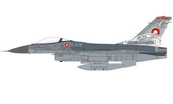 F-16AM Fighting Falcon Model, Denmark - Hobby Master HA3881 - click to enlarge
