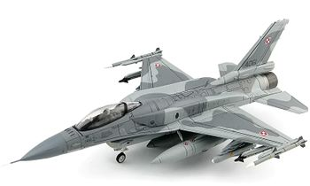 F-16C Fighting Falcon Model, Polish Air Force - Hobby Master HA3866 - click to enlarge