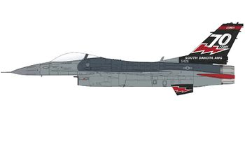 F-16C Fighting Falcon Model, South Dakota ANG - Hobby Master HA3880 - click to enlarge