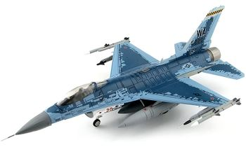 F-16C Fighting Falcon Model, USAF, 64th AGRS - Hobby Master HA3876 - click to enlarge