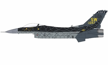 F-16C Fighting Falcon Model, USAF Demo Team - Hobby Master HA3883 - click to enlarge