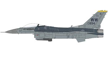 F-16CM Fighting Falcon Model, PACAF Demo Team - Hobby Master HA3897 - click to enlarge