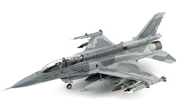 F-16D Fighting Falcon Model, Polish Air Force - Hobby Master HA3867 - click to enlarge