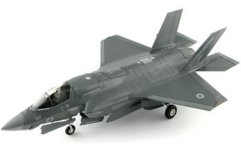 F-35B Lightning II Model, RAF 207 Sqn - Hobby Master HA4610 - click to enlarge