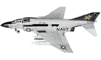F-4J Phantom II Model, USN, VF-33 - Air Commander AC1011 - click to enlarge