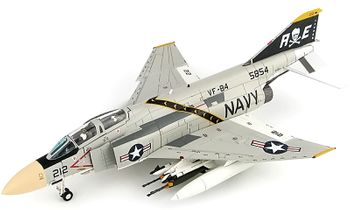 F-4J Phantom II Model, U.S. Navy, VF-84 - Hobby Master HA19004 - click to enlarge