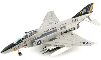 F-4N Phantom II, USMC, VMFA-531 - Hobby Master HA19014 - click to enlarge