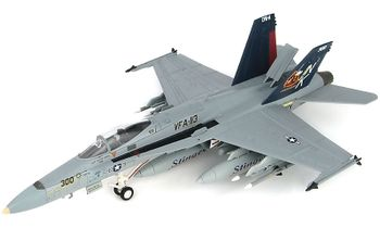 F/A-18C Hornet Model, U.S. Navy, VFA-113 - Hobby Master HA3540 - click to enlarge