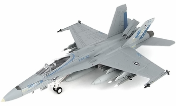 F/A-18C Hornet Model, U.S. Navy, VFA-82 - Hobby Master HA3539 - click to enlarge