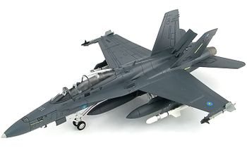 F/A-18D Hornet Model, Royal Malaysian Air Force - Hobby Master HA3541 - click to enlarge