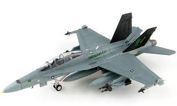 F/A-18D Hornet Model, USMC, VMFA (AW)-121 - Hobby Master HA3552 - click to enlarge