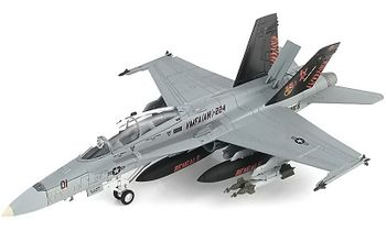 F/A-18D Hornet Model, USMC, VMFA(AW)-224 - Hobby Master HA3543 - click to enlarge