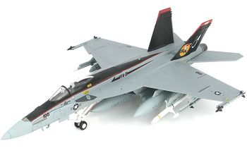 F/A-18E Super Hornet, USN, VFA-31 - Hobby Master HA5107 - click to enlarge
