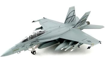 F/A-18F Advanced Super Hornet, USN - Hobby Master HA5118B - click to enlarge