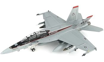 F/A-18F Super Hornet, USN, VFA-41 - Hobby Master HA5111 - click to enlarge