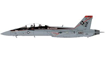 F/A-18F Super Hornet Model, US Navy VFA-41 - Hobby Master HA5111 - click to enlarge