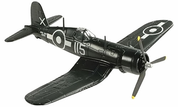 F4U Corsair F.Mk.IV Model, Lt. Robert Gray - Corgi WB99626 - click to enlarge