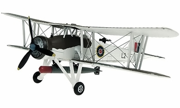 Fairey Swordfish Mk.II Model, Royal Navy Historic Flight - AV72 FB001 - click to enlarge