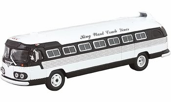 Flxible Clipper Bus Model: King Ward Coach Lines - Corgi US54209 - click to enlarge