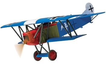 Fokker D.VII Model, Rudolf Berthold - Corgi AA38907 - click to enlarge