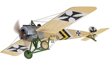 Fokker E.II Model, Kurt von Crailsheim - Corgi AA28701 - click to enlarge