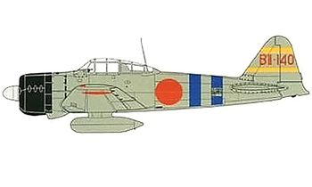 A6M2 Zero Model, IJN Sumio Nouno- Forces of Valor 812030B - click to enlarge