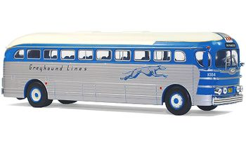 GMC PD-3751 Coach Model, Greyhound Lines - Hachette 54 - click to enlarge