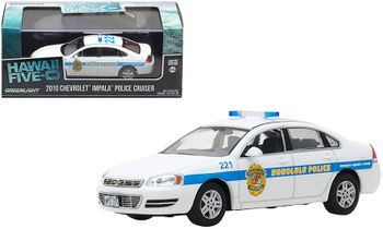 Hawaii Five-0 2010 Impala Police Cruiser 1:43 - GreenLight - click to enlarge