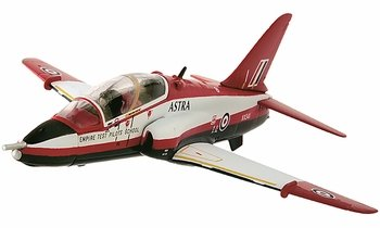 Hawk T.1A Model, Empire Test Pilot School - Corgi AA36007 - click to enlarge