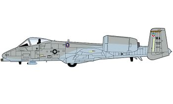 A-10A Thunderbolt II Model, USAF, 66th WS - Hobby Master HA1328 - click to enlarge