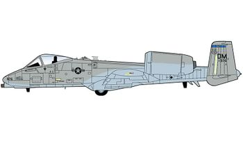 A-10C Thunderbolt II Model, 354th FS - Hobby Master HA1330 - click to enlarge